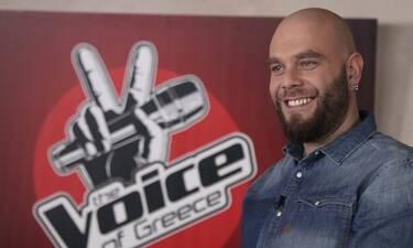 Μιχάλης Κουινέλης: Η παραδοχή για το Voice και η ζωή στην Αλεξανδρούπολη