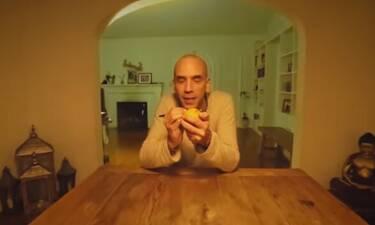 Άλλος άνθρωπος στο νέο του βίντεο κλιπ ο Πάνος Μουζουράκης