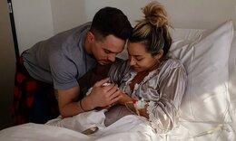 Πετρούνιας: Ξανά μπαμπάς! Η πρώτη φωτό της εγκυμονούσας Βασιλικής Μιλλούση