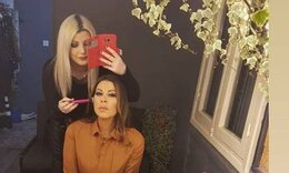 Αντζελα Δημητρίου: Αυτό είναι το πρόβλημα υγείας της κόρης της (pics)