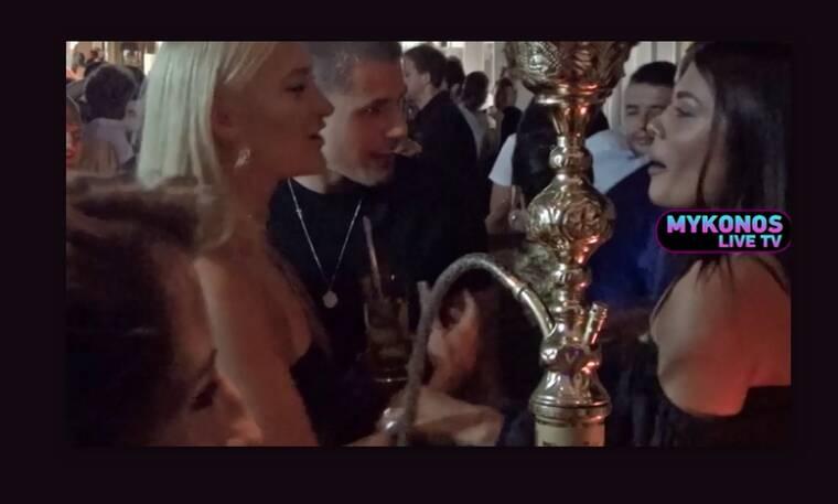 Ιωάννα Τούνη: Μετά την αποκάλυψη για το ροζ βίντεο… διακοπές στη Μύκονο (Vid)