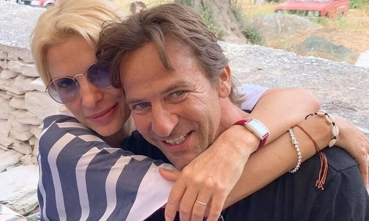 Μάκης Παντζόπουλος: Η πρωινή φωτό από την Άνδρο που δεν περιμέναμε