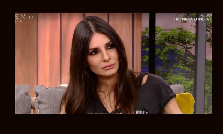 Συγκλονίζει η Άσπα Τσίνα: «Ο καρκίνος με βοήθησε να μην φοβάμαι» (Video)