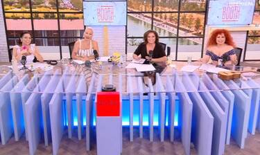 The Booth: Πρεμιέρα για τη νέα εκπομπή του Open