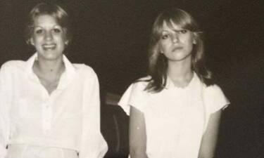Σπάνια φωτογραφία από το παρελθόν! Αγνώριστες οι δύο τραγουδίστριες