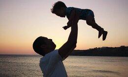 Σωτήρης Κοντιζάς: Η απίθανη φωτογραφία του γιου του στο πλοίο
