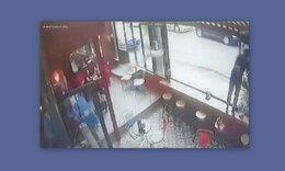 Βίντεο-ντοκουμέντο από τη δολοφονία του Κούρδου στην καφετέρια του Παπαγιάννη