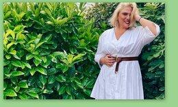 Δανάη Μπάρκα: Τέλος τα κοντά και ξανθά μαλλιά -Δείτε την μεγάλη αλλαγή της!
