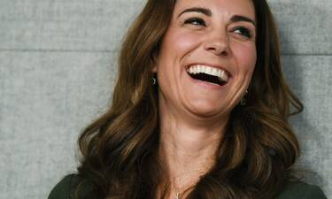 H Kate Middleton έγινε πιο ξανθιά από ποτέ και πρέπει να δεις την αλλαγή
