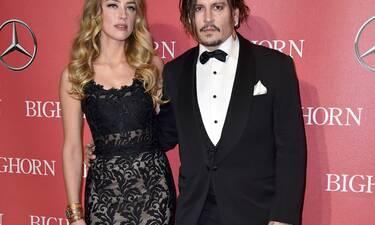 Διαζύγιο Depp: Η κατάθεση φωτιά που «καίει» την Amber Heard