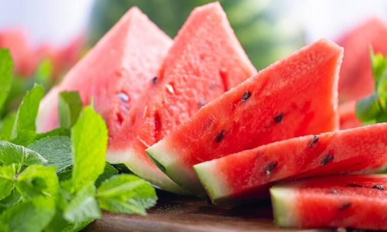 Καρπούζι: Σε ποια θερμοκρασία διατηρεί τα θρεπτικά συστατικά του