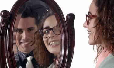 Μαρία η άσχημη: Ο Αλέξης λέει στη Μαρία ότι του αρέσει έτσι όπως είναι