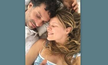 Χρανιώτης - Αβασκαντήρα: Γιόρτασαν τον πρώτο μήνα ζωής του γιου τους (Photos)