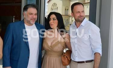 Αρναούτογλου-Λιανός πάντρεψαν στενό συνεργάτη τους (photos)