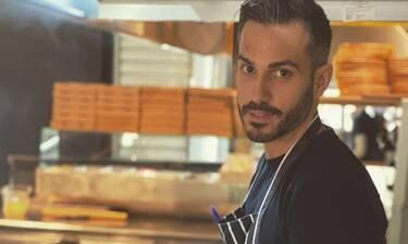 Γιώργος Τσούλης: «Η μαγειρική για εμένα είναι έρωτας»