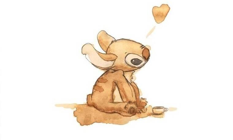 «Τα τέρατα του καφέ»: Απίστευτες δημιουργίες με… πιτσιλιές από το αγαπημένο ρόφημα (pics)
