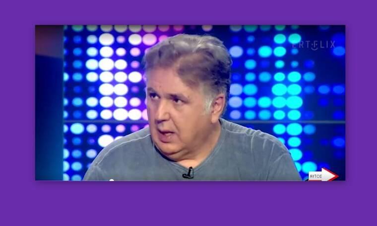 Ιεροκλής Μιχαηλίδης:«Κόντεψα να πνίξω τον Μουζουράκη, με κρατούσαν οι άλλοι»