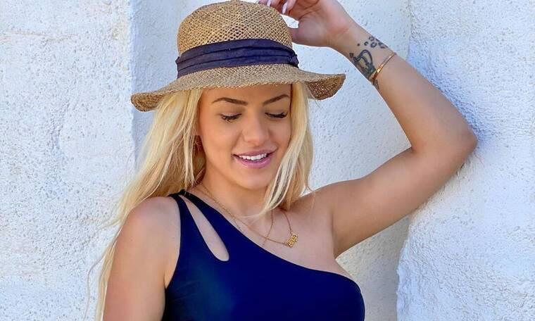 Η Στέλλα Μιζεράκη πιο «καυτή» από ποτέ (photos)