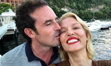 Επέτειος γάμου για την Βίκυ Καγιά - Η ρομαντική φώτο με τον άντρα της!