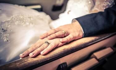Λαμπερός γάμος στην Άνδρο με κουμπάρα τη Μπέσυ Μάλφα! (vid+pics)