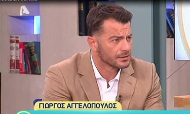Γιώργος Αγγελόπουλος: Η συγκλονιστική εξομολόγησή του στον αέρα του Alpha