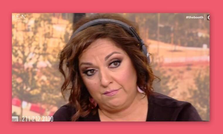 The Booth: Ξέσπασε η Μουτίδου! «Εσύ δεν μπορείς να μου κάνεις bullying»