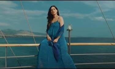 Βερόνικα Δαβάκη: Ερμηνεύει τραγούδι των Δημήτρη Παπαδημητρίου και Μάνου Ελευθερίου
