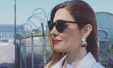 Φαίη Μαυραγάνη: Το νέο σκίτσο της κόρης της αξίζει να το δείτε (pics)