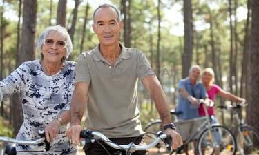 Ξέρεις γιατί δεν ξεχνάς ποτέ να κάνεις ποδήλατο;