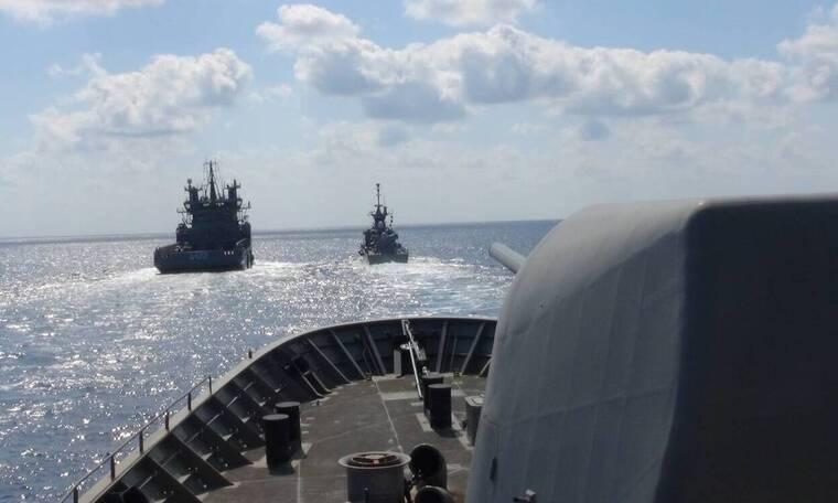 Αποκλειστικό: Στο Αιγαίο όλο το Πολεμικό Ναυτικό - Κλιμακώνεται η κρίση - Φόβοι για θερμό επεισόδιο