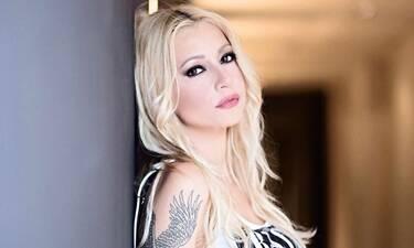 Η Λένα Παπαδοπούλου χωρίς μακιγιάζ απλά «τα σπάει»