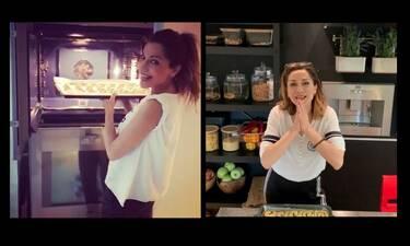 Βανδή-Νικολαΐδης: Η κουζίνα τους είναι υπέροχη, μοντέρνα και έχει τα πάντα!