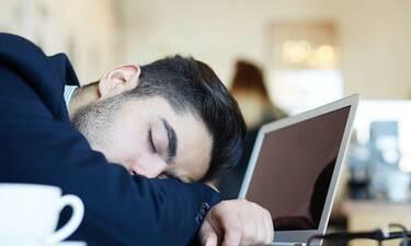 Νιώθεις κουρασμένος; Να τι πρέπει να κάνεις