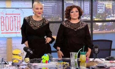 Μουτίδου-Αναστασοπούλου: Με τα ίδια ρούχα – Η απίστευτη ατάκα της Σοφίας!