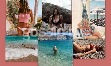 9+1 αρετουσάριστες φωτογραφίες επώνυμων Ελληνίδων με μαγιό… Γιατί απλά μπορούν!