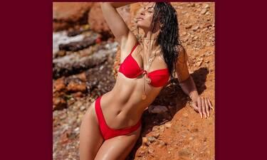 Δήμητρα Αλεξανδράκη: Ποζάρει γυμνή και «ρίχνει» το Instagram (Photos)