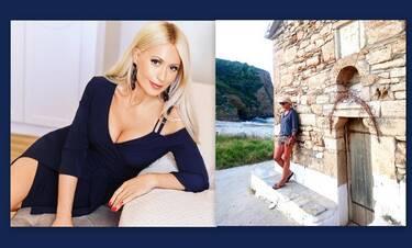 Μαρία Μπακοδήμου: Στα 55 της έχει το κορμί – Αρετουσάριστες φώτο