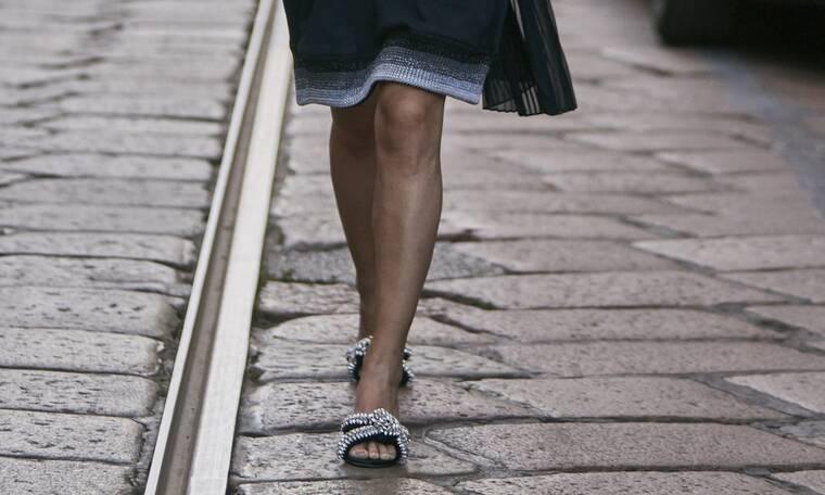 5 μοναδικοί τρόποι για να συνδυάσεις το φόρεμα με τα σανδάλια
