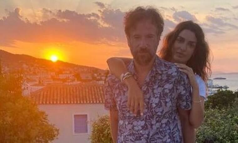 Κωστής Μαραβέγιας - Τόνια Σωτηροπούλου: Full in love στα ελληνικά νησιά!