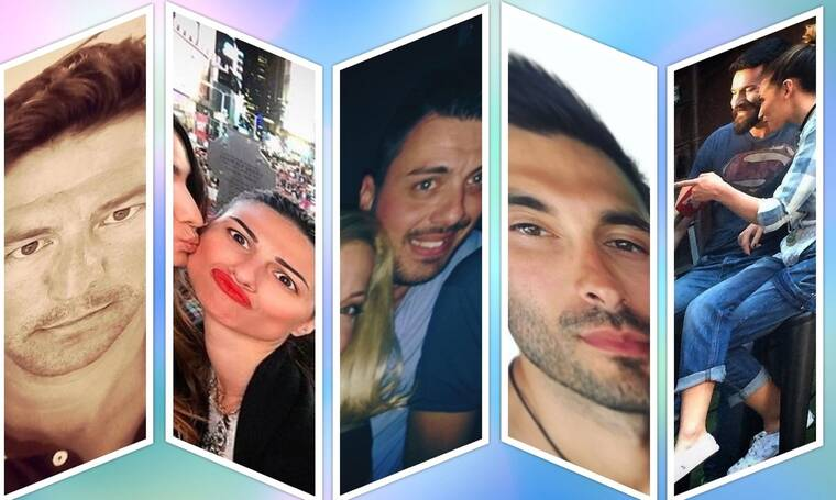 Αυτά είναι τα αδέρφια των επωνύμων της Ελληνικής showbiz (Photos)