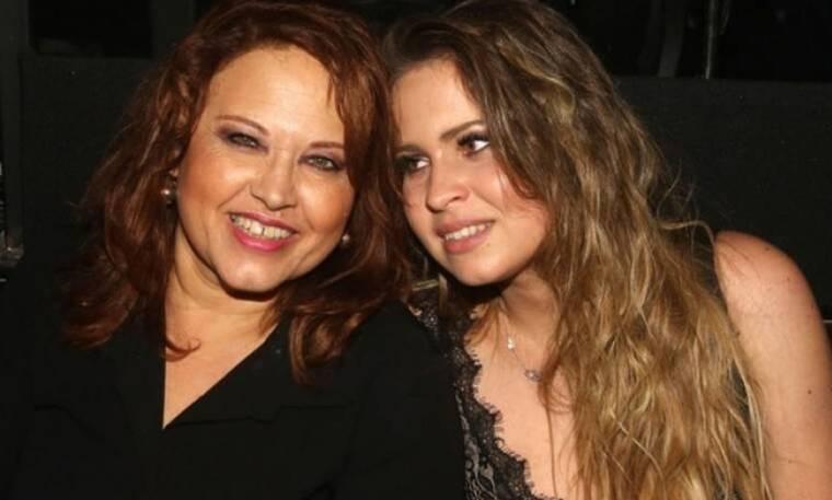 Νικολέτα Βλαβιανού: «Η κόρη μου δε χρησιμοποιεί το όνομά μου»