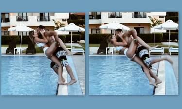 Ο Μαυρίδης παντρεύεται!Η πρόταση γάμου στην πισίνα και η κούκλα σύντροφός του