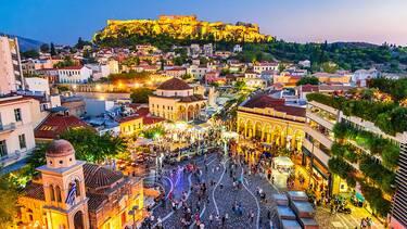 Το ήξερες ότι δεν υπάρχει μόνο μια Αθήνα στον κόσμο;
