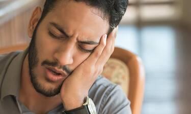 5 λόγοι που μπορεί να σε πιάσει πονόδοντος