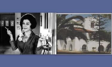 Ρένα Βλαχοπούλου: Το σπίτι της έγινε rooms to let - Δείτε το εσωτερικό του