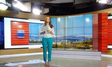 Μαρία Κατσή: «Η τηλεόραση μου αρέσει πολύ»
