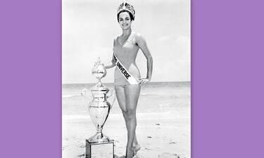 Δείτε πώς είναι σήμερα η Ελληνίδα Μις Υφήλιος 1964, Κορίνα Τσοπέη (Photos)