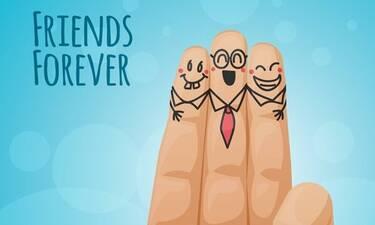 Διεθνής Ημέρα Φιλίας: Αυτές είναι οι δυνατές φιλίες της ελληνικής showbiz!