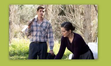 Άγριες Μέλισσες: Ο Λάμπρος πήρε την Ελένη με μηχανή, 10 χρόνια μετά