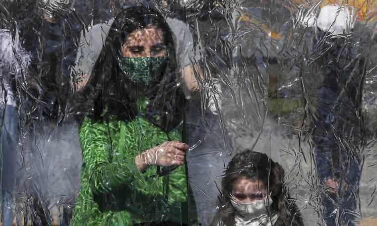 Κορονοϊός: «Ενεργός» σε όλη την Ελλάδα ο ιός - 16 κρούσματα σε δεξαμενόπλοιο